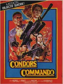 Eastern Condors - 11 x 17 Movie Poster - French Style A