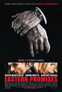 Eastern Promises - 11 x 17 Movie Poster - Style A