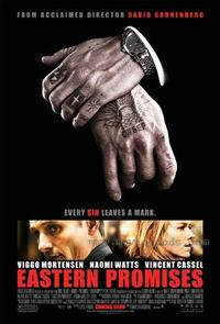 Eastern Promises - 43 x 62 Movie Poster - Bus Shelter Style A
