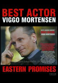 Eastern Promises - 11 x 17 Movie Poster - Style D
