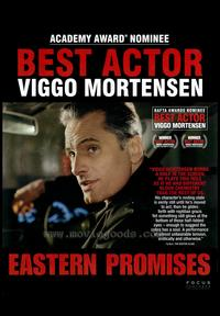 Eastern Promises - 27 x 40 Movie Poster - Style E