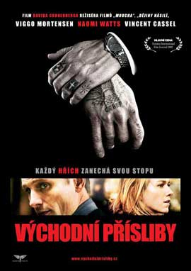 Eastern Promises - 11 x 17 Movie Poster - Czchecoslovakian Style A