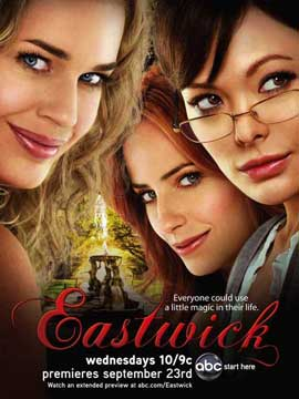 Eastwick (TV) - 11 x 17 TV Poster - Style A