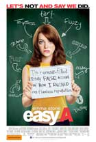 Easy A - 11 x 17 Movie Poster - Australian Style A