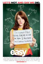 Easy A - 11 x 17 Movie Poster - Style A