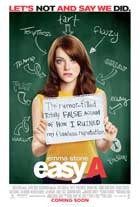 Easy A - 11 x 17 Movie Poster - Style B