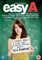 Easy A - 11 x 17 Movie Poster - Style C