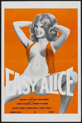 Easy Alice - 27 x 40 Movie Poster - Style A