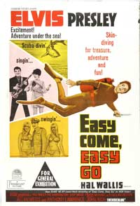 Easy Come Easy Go - 11 x 17 Movie Poster - Australian Style A