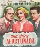 Easy Living - 27 x 40 Movie Poster - Spanish Style A