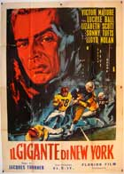 Easy Living - 27 x 40 Movie Poster - Italian Style A