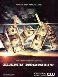 Easy Money - 11 x 17 TV Poster - Style A