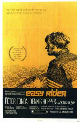 Easy Rider - 11 x 17 Poster - Foreign - Style A