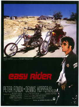 Easy Rider - 11 x 17 Movie Poster - Style A