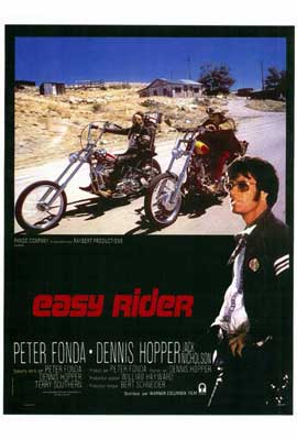 Easy Rider - 27 x 40 Movie Poster