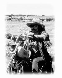 Easy Rider - 8 x 10 B&W Photo #2