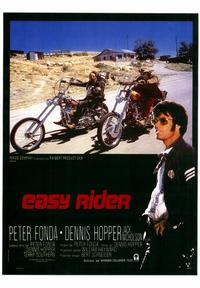 Easy Rider - 43 x 62 Movie Poster - Bus Shelter Style A