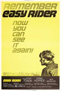 Easy Rider - 43 x 62 Movie Poster - Bus Shelter Style B