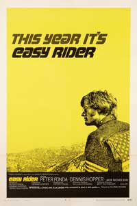 Easy Rider - 43 x 62 Movie Poster - Bus Shelter Style D