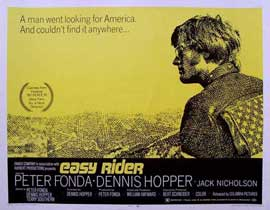 Easy Rider - 11 x 14 Movie Poster - Style A