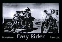 Easy Rider - 11 x 17 Movie Poster - Style B - Museum Wrapped Canvas