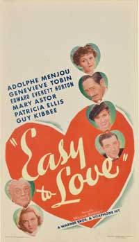 Easy to Love - 11 x 17 Movie Poster - Style A