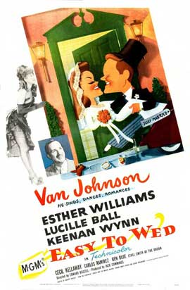Easy to Wed - 11 x 17 Movie Poster - Style C
