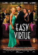 Easy Virtue - 27 x 40 Movie Poster - Style A