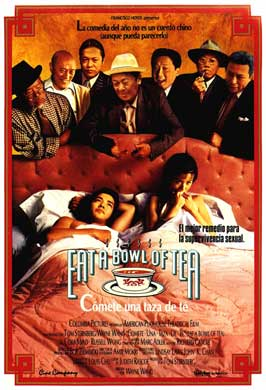 Eat a Bowl of Tea - 11 x 17 Movie Poster - Spanish Style A
