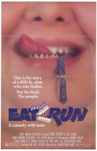 Eat and Run - 11 x 17 Movie Poster - Style A