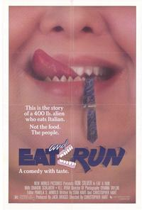 Eat and Run - 43 x 62 Movie Poster - Bus Shelter Style A
