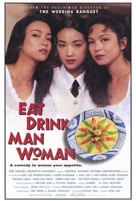 Eat Drink Man Woman - 27 x 40 Movie Poster - Style A