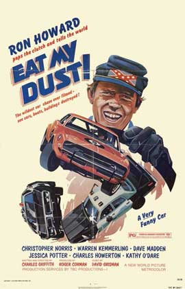 Eat My Dust - 11 x 17 Movie Poster - Style A