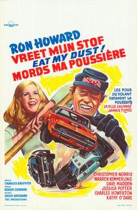 Eat My Dust - 11 x 17 Movie Poster - Belgian Style A