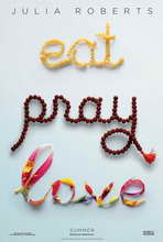 Eat, Pray, Love - 27 x 40 Movie Poster - Style A