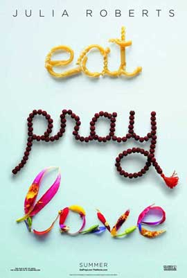 Eat, Pray, Love - 11 x 17 Movie Poster - Style A