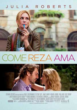 Eat, Pray, Love - 27 x 40 Movie Poster - Belgian Style B