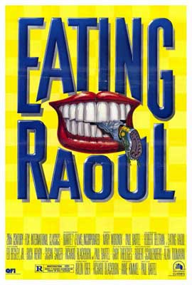 Eating Raoul - 27 x 40 Movie Poster - Style A