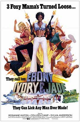 Ebony Ivory and Jade - 11 x 17 Movie Poster - Style A