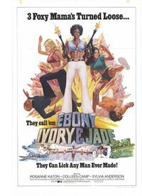 Ebony Ivory and Jade - 43 x 62 Movie Poster - Bus Shelter Style A