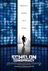 Echelon Conspiracy - 11 x 17 Movie Poster - Style A