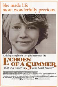 Echoes of a Summer - 11 x 17 Movie Poster - Style A