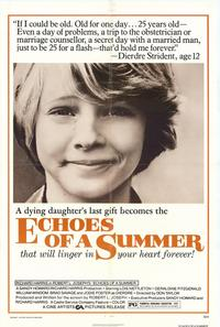 Echoes of a Summer - 27 x 40 Movie Poster - Style B