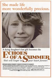 Echoes of a Summer - 27 x 40 Movie Poster - Style A