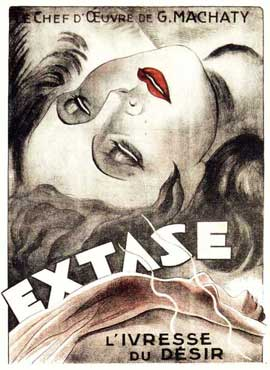 Ecstasy - 11 x 17 Movie Poster - Belgian Style A