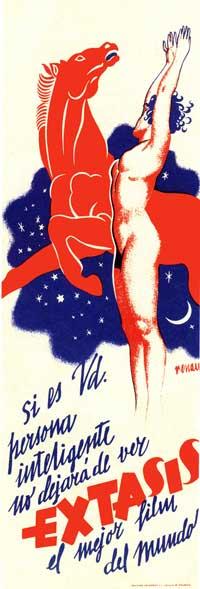 Ecstasy - 14 x 36 Movie Poster - Insert Style B