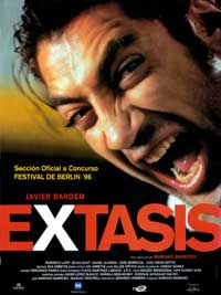Ecstasy - 43 x 62 Movie Poster - Spanish Style A