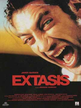 Ecstasy - 11 x 17 Movie Poster - French Style A