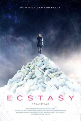 Ecstasy - 11 x 17 Movie Poster - UK Style A