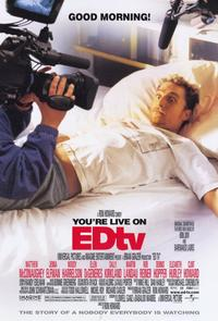 EDtv - 11 x 17 Movie Poster - Style B